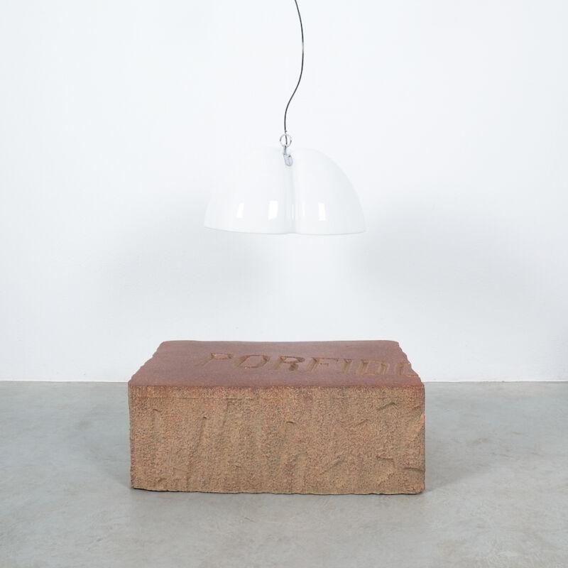 Tricena Ingo Maurer Lucite Lamp 01