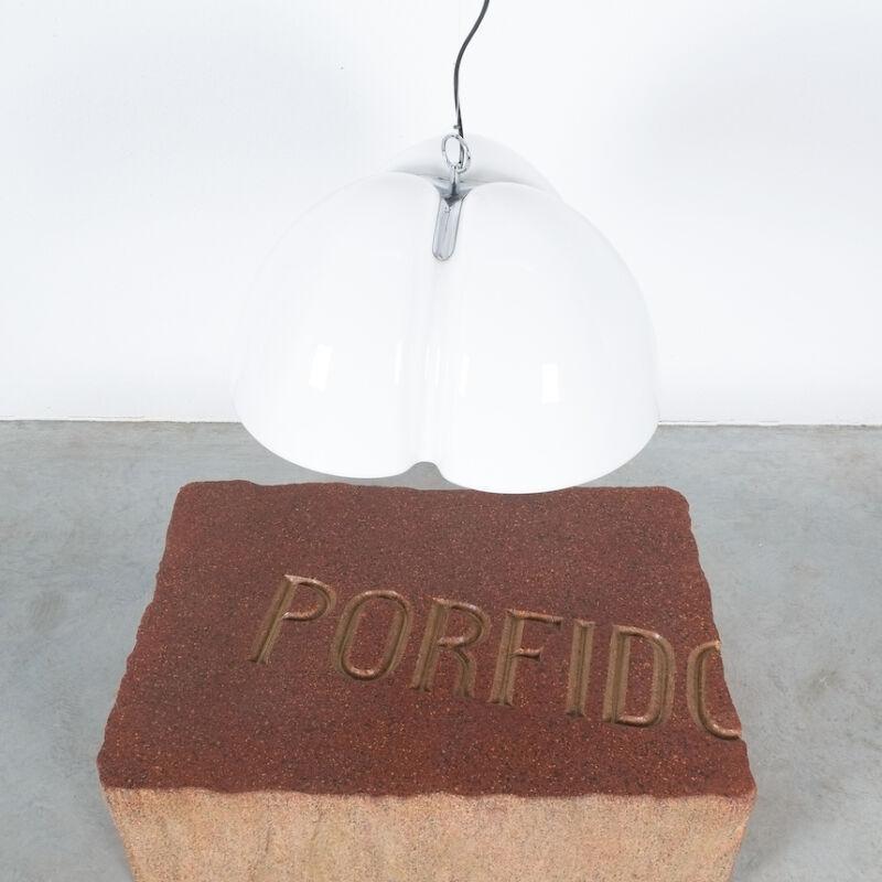 Tricena Ingo Maurer Lucite Lamp 02