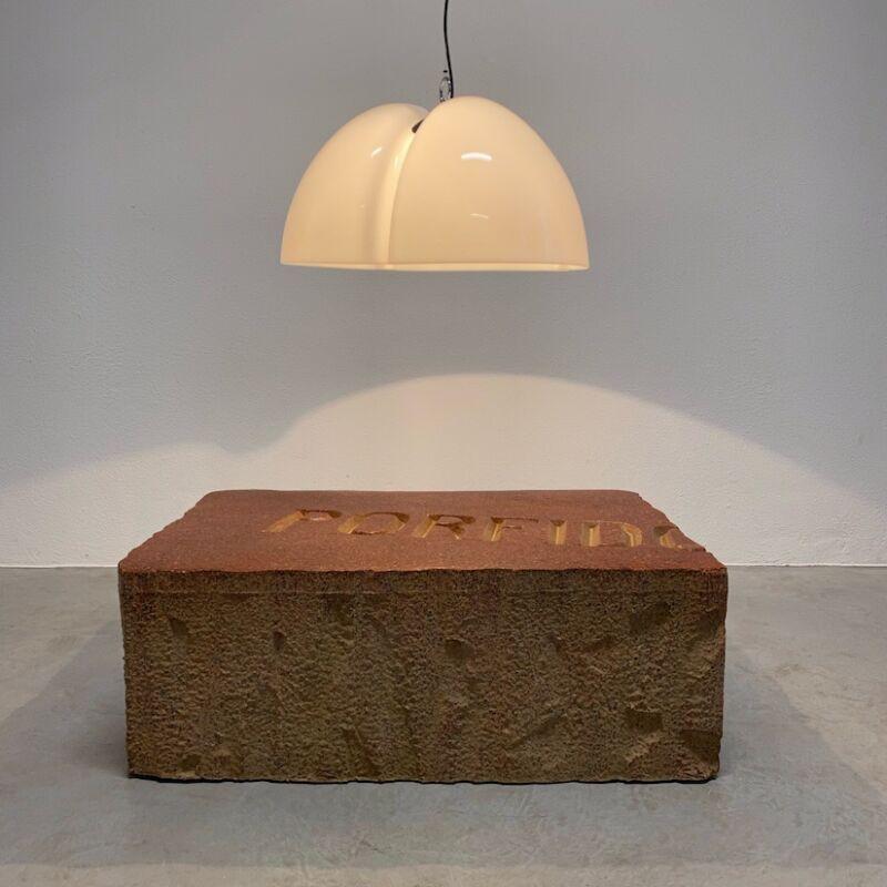 Tricena Ingo Maurer Lucite Lamp 11