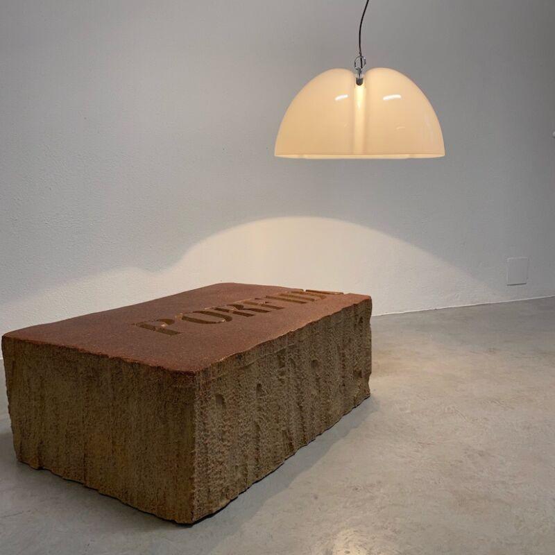 Tricena Ingo Maurer Lucite Lamp 13