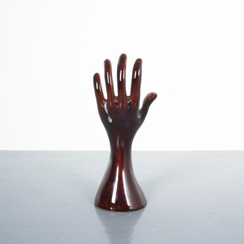 Vallauris Hand Vase 04