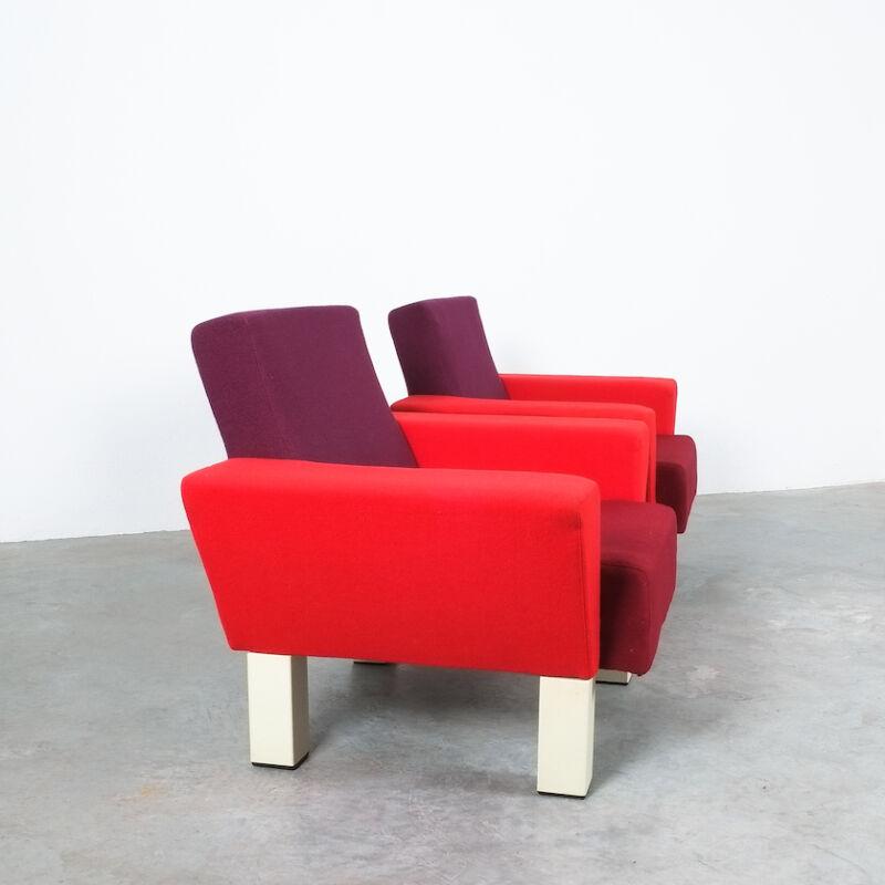 Westside Ettore Sottsass Pair Chairs 03