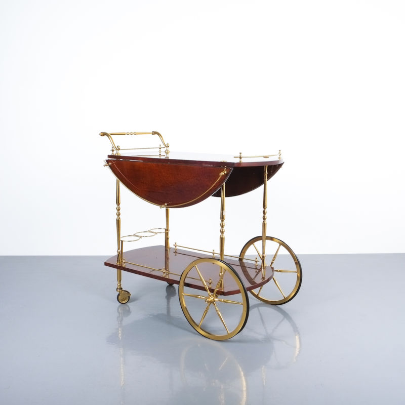 aldo tura bar cart brown_01