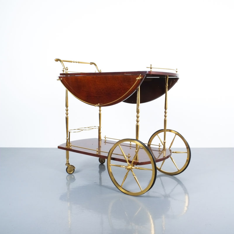 aldo tura bar cart brown_02
