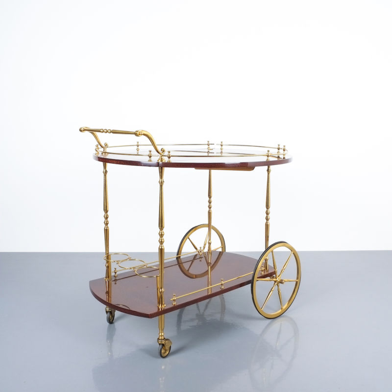 aldo tura bar cart brown_11