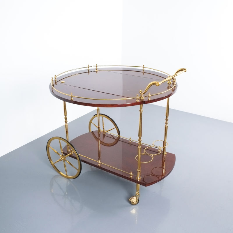 aldo tura bar cart brown_15
