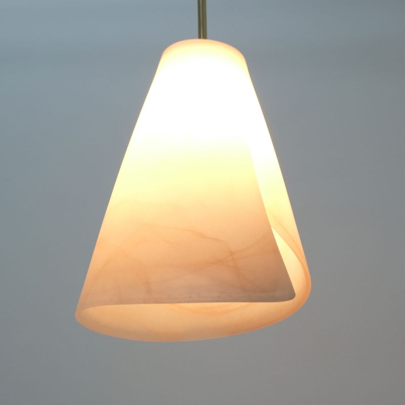 Art Deco Alabaster Lamps 01