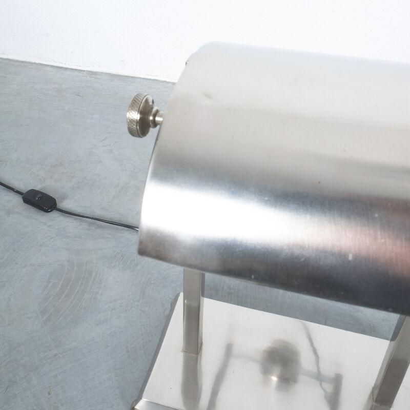 Art Deco Brass Counterweight Lamp 12