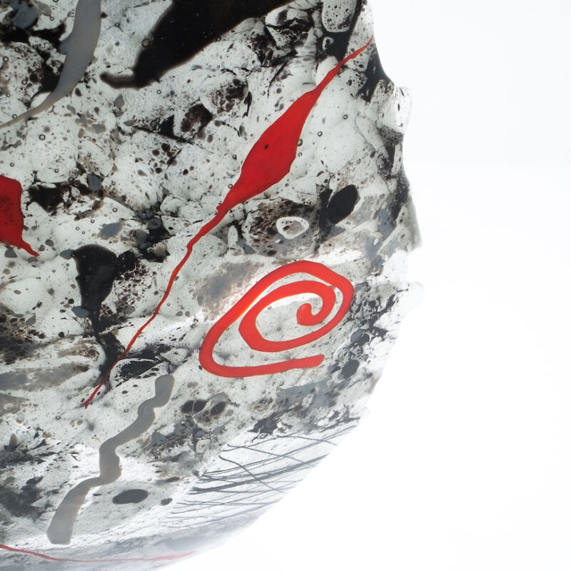 Artisan Murano Flush Mount 02