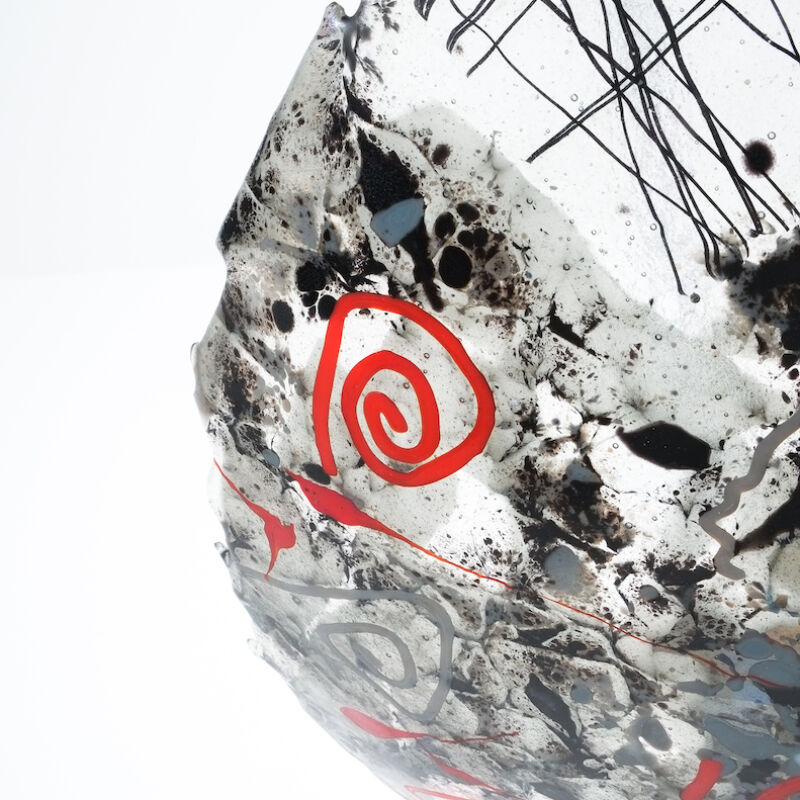 Artisan Murano Flush Mount 03