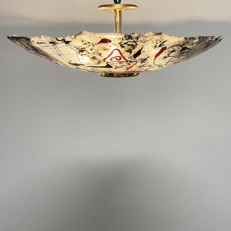 Artisan Murano Flush Mount 09