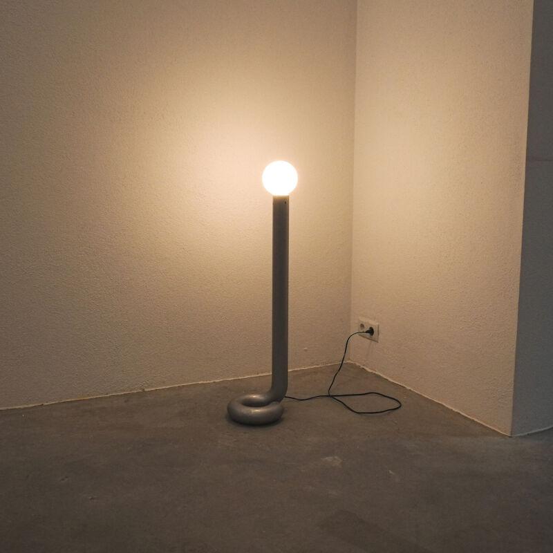 Bent Tube Floor Lamp 05