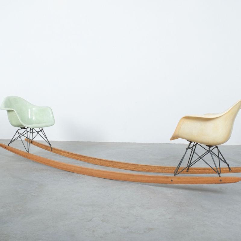 Bert Loeschner Relation Eames Chairs 02