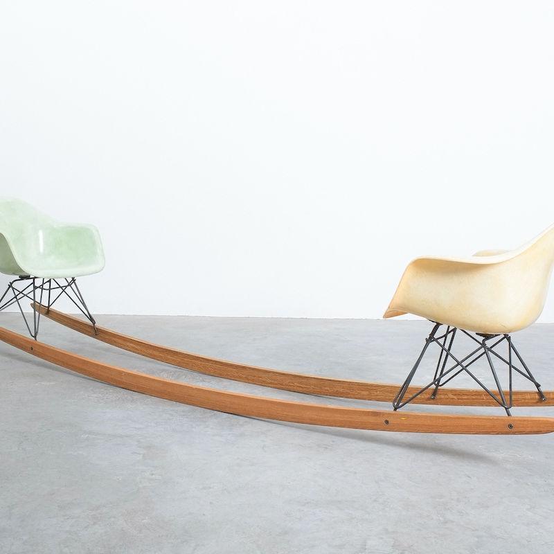 Bert Loeschner Relation Eames Chairs 06