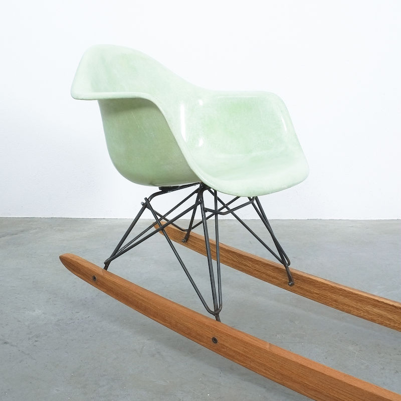 Bert Loeschner Relation Eames Chairs 07