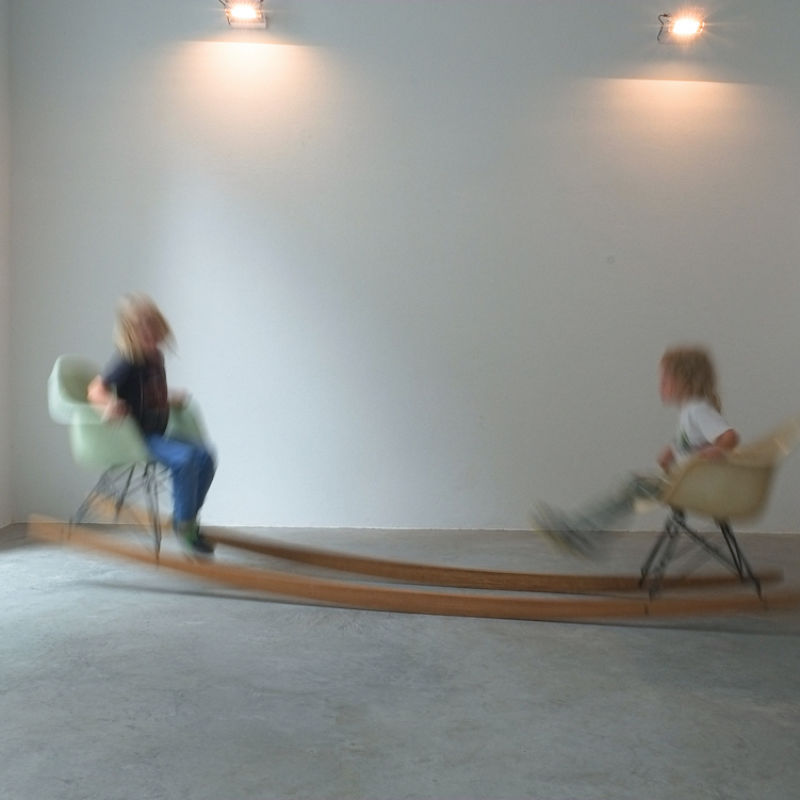 Bert Loeschner Relation Eames Chairs 10