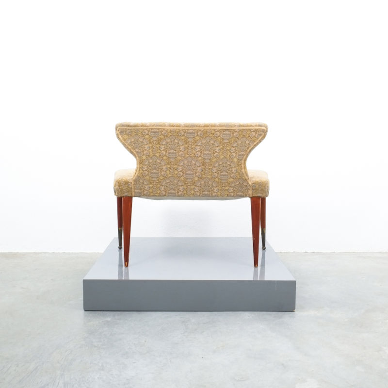 Cesare Lacca Small Sofa Settee 05