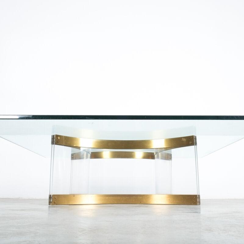 Charles Hollis Jones Lucite Table Giant 02