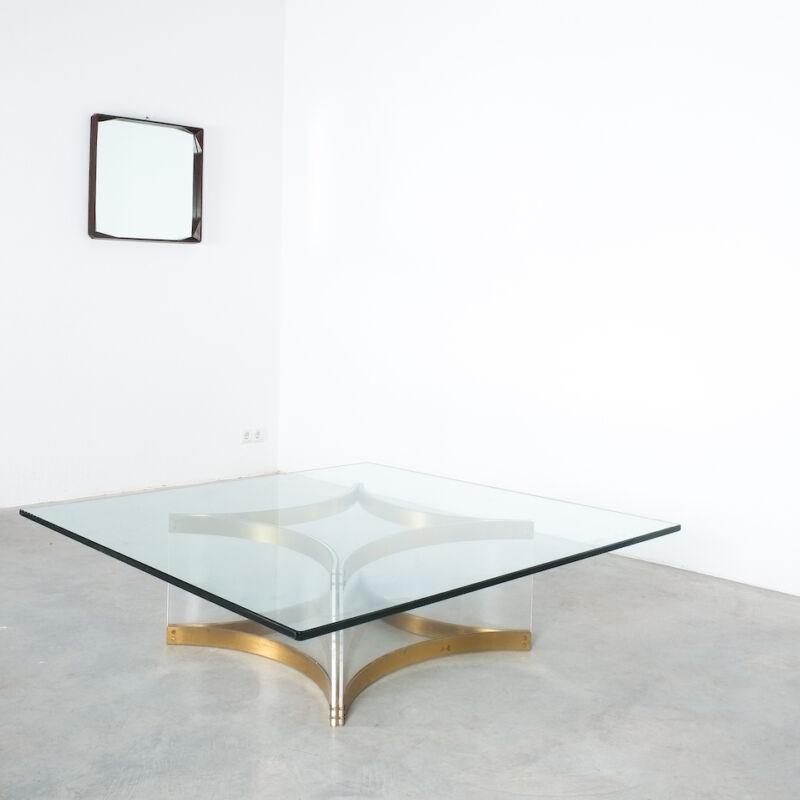 Charles Hollis Jones Lucite Table Giant 05