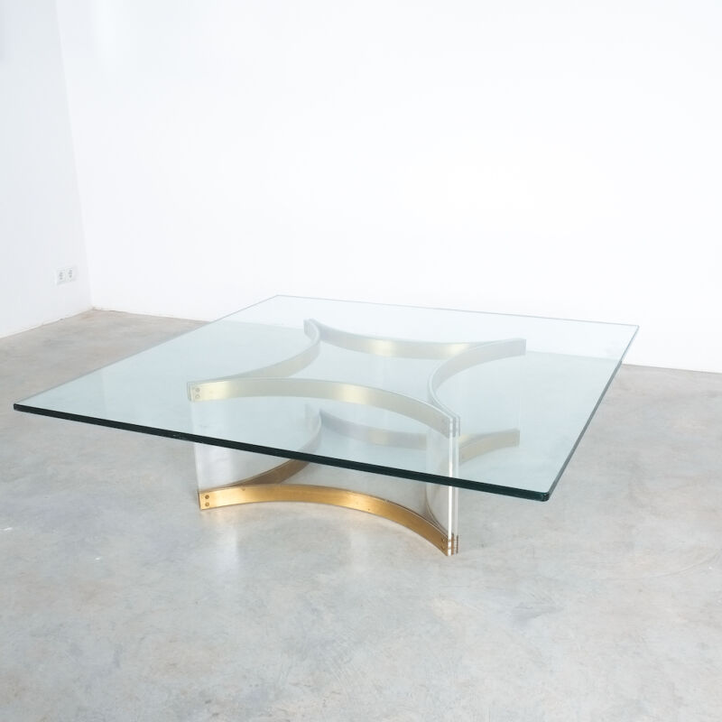 Charles Hollis Jones Lucite Table Giant 08