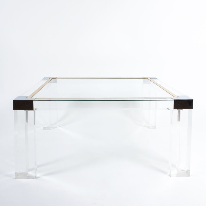 Charles Hollis Jones Style Coffee Table 03