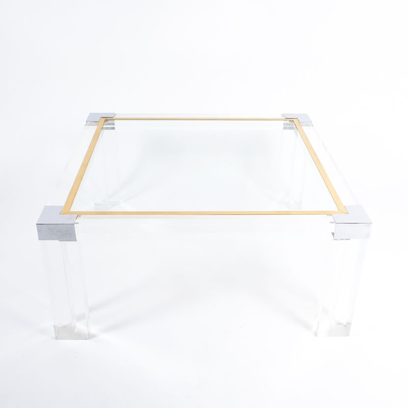 Charles Hollis Jones Style Coffee Table 05