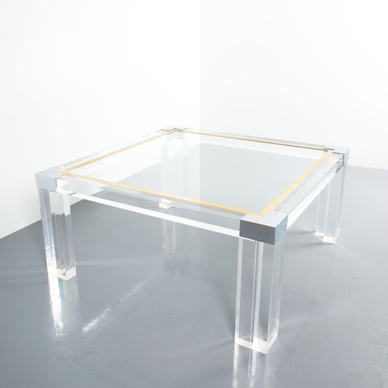 Charles Hollis Jones Style Coffee Table 09