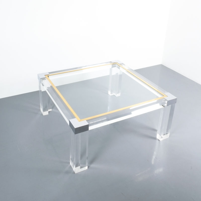 Charles Hollis Jones Style Coffee Table 10
