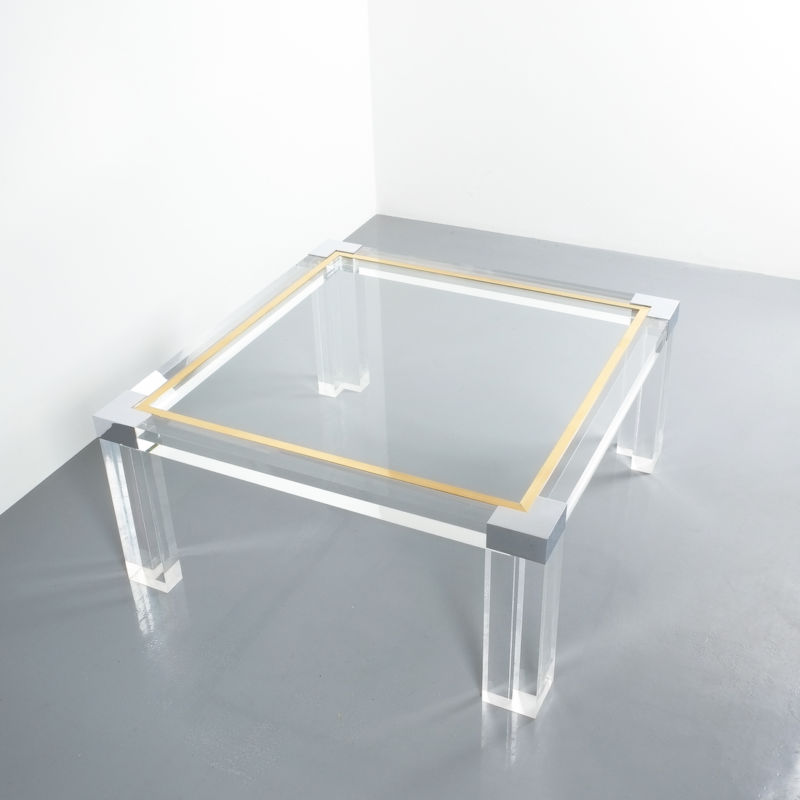 Charles Hollis Jones Style Coffee Table 11