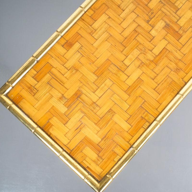 crespi style bamboo brass table 08 Kopie