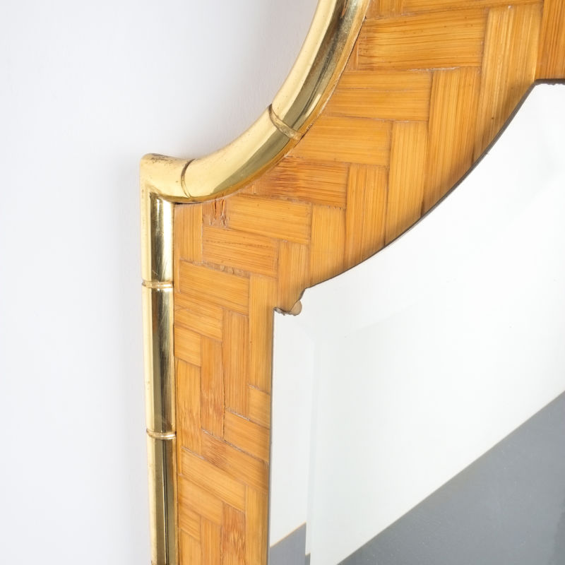 crespi style bamboo brass table 14 Kopie