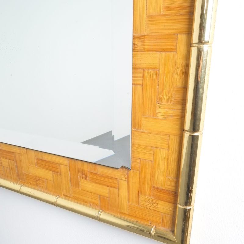 crespi style bamboo brass table 15 Kopie