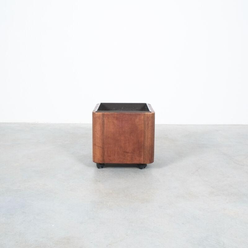 De Sede Leather Planter Ds 47 01