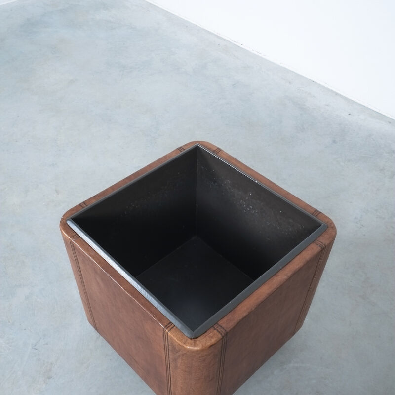 De Sede Leather Planter Ds 47 04