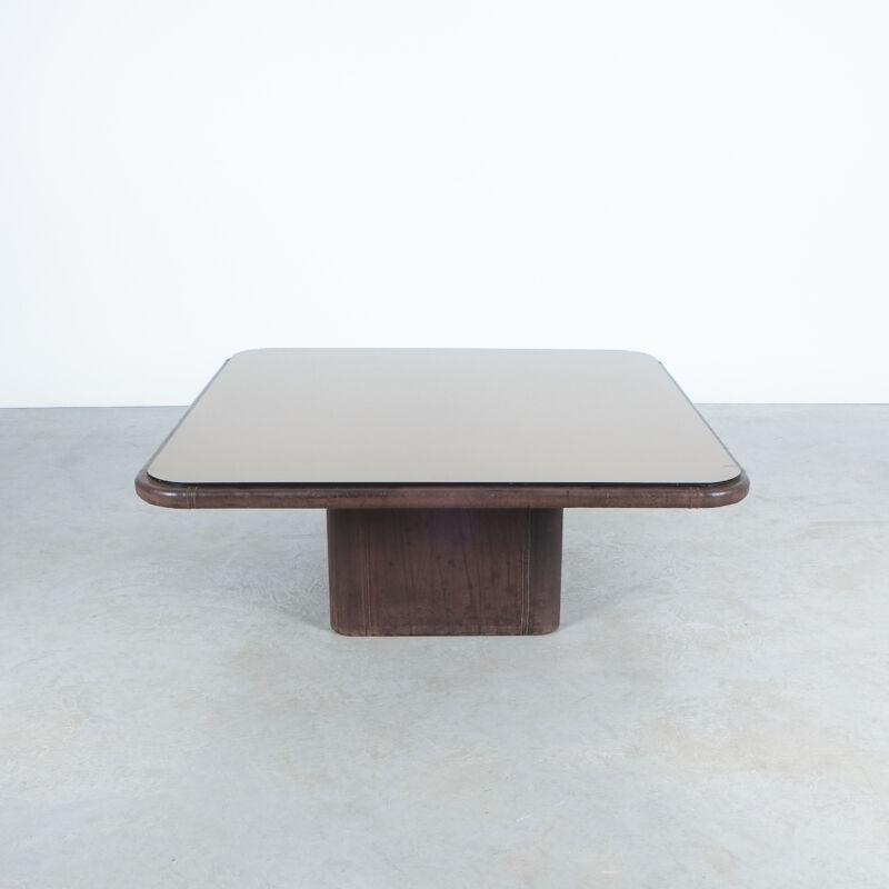 De Sede Leather Table Ds 47 Flat 08