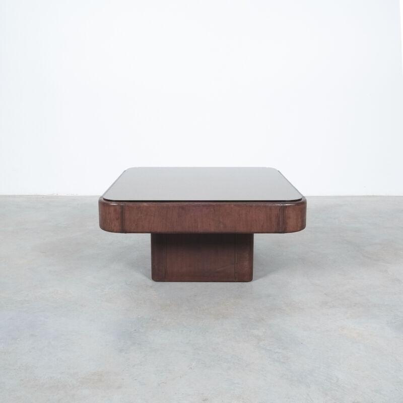 De Sede Leather Table Ds 47 01
