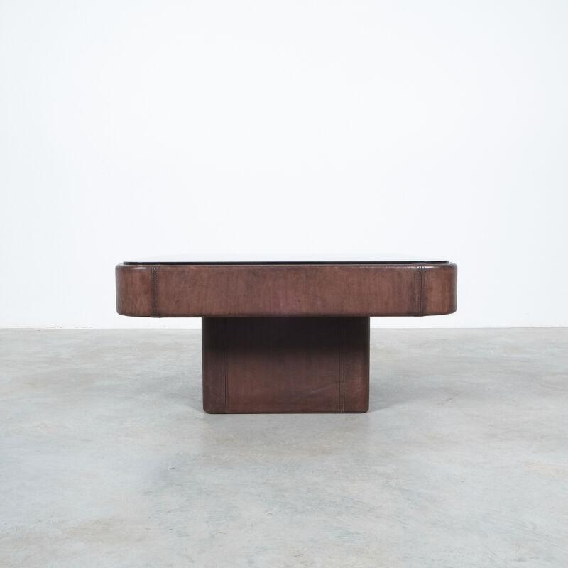 De Sede Leather Table Ds 47 02