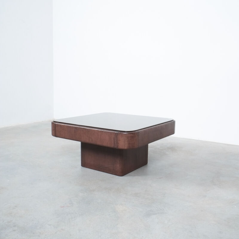 De Sede Leather Table Ds 47 04