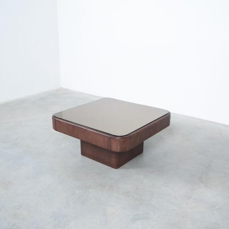 De Sede Leather Table Ds 47 05
