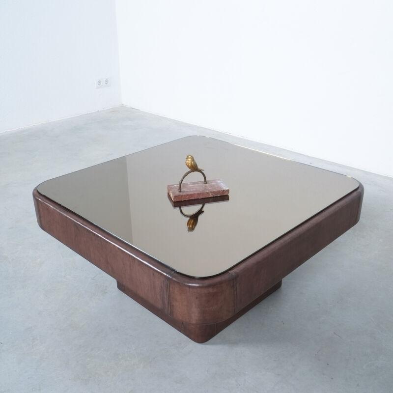 De Sede Leather Table Ds 47 06