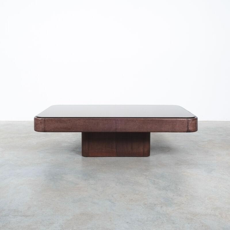 De Sede Table Ds 47 Leather Large 01