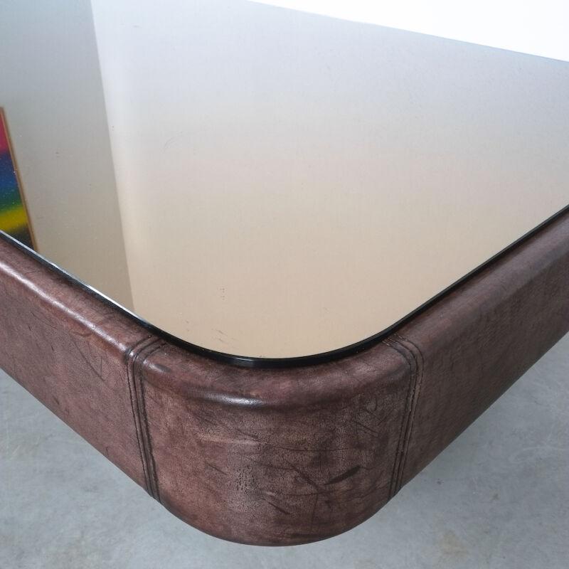 De Sede Table Ds 47 Leather Large 05