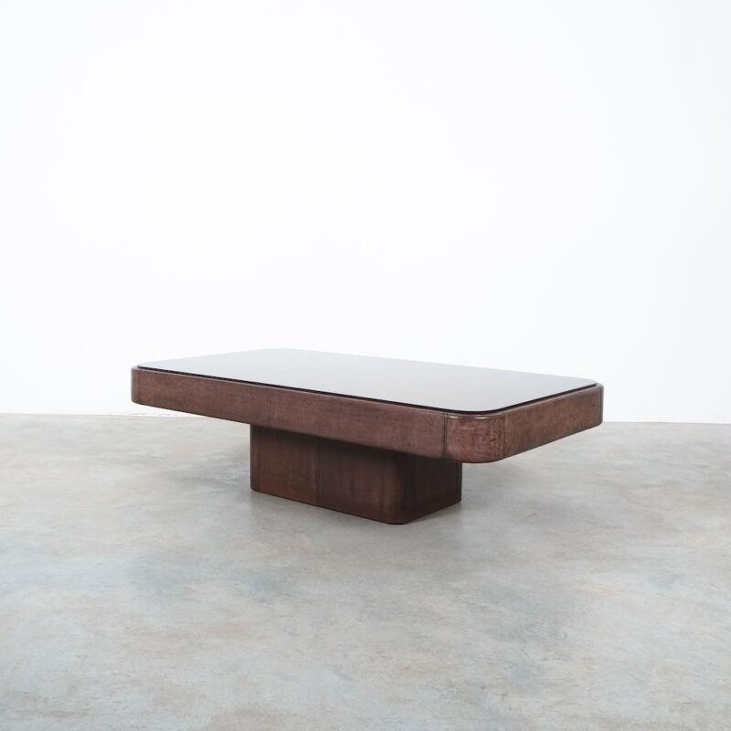 De Sede Table Ds 47 Leather Large 06