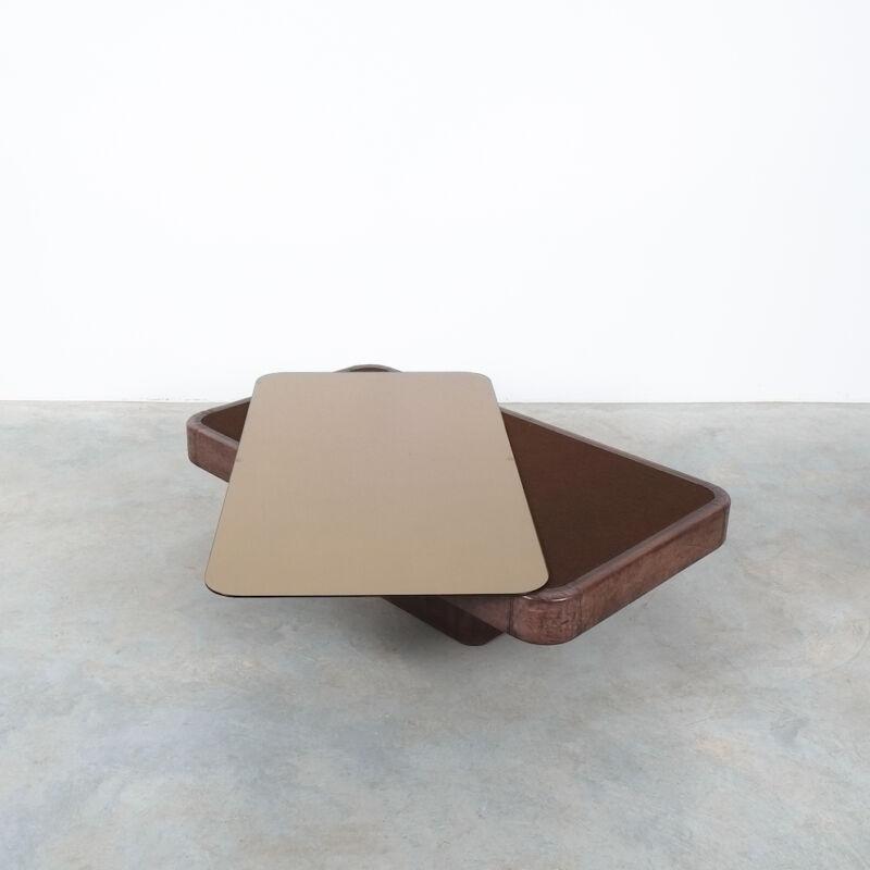 De Sede Table Ds 47 Leather Large 07
