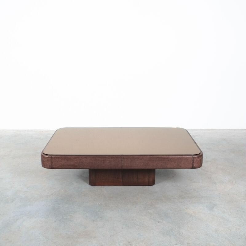 De Sede Table Ds 47 Leather Large 08