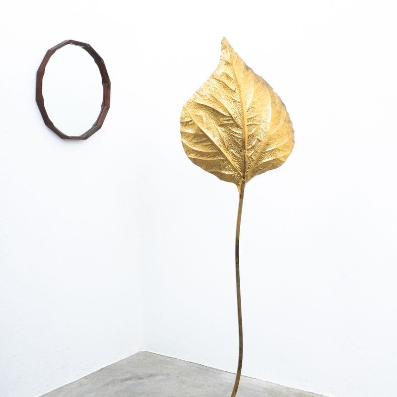 Dino Cavalli Mirror Small Walnut 01