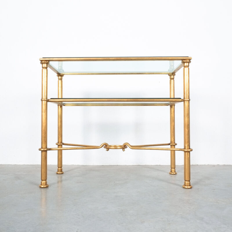 Drouet Console Table Gold 04