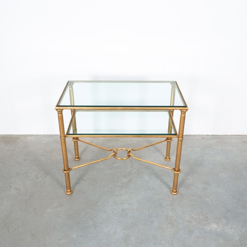 Drouet Console Table Gold 08
