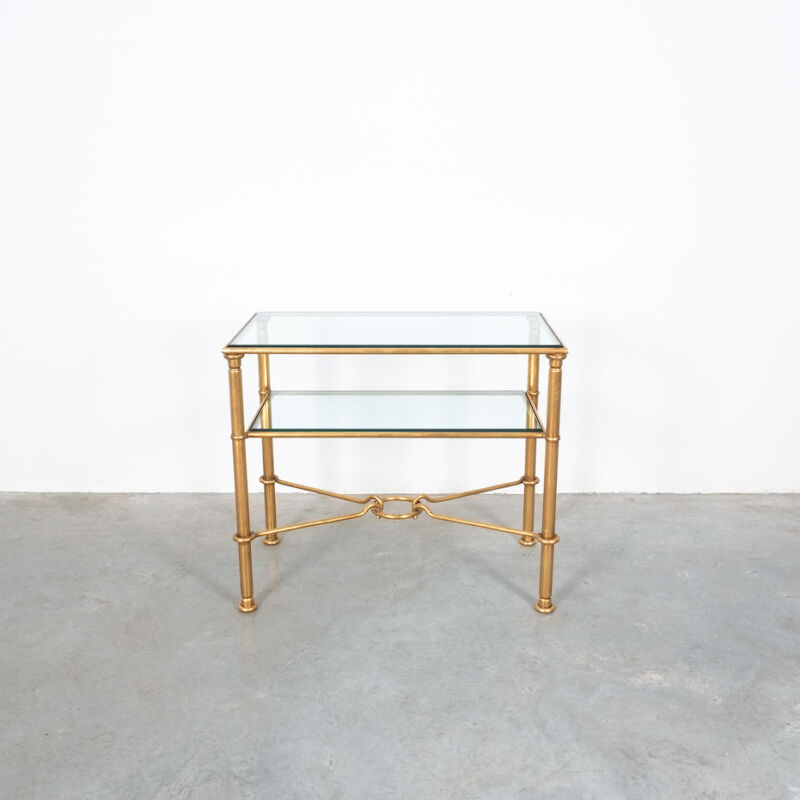 Drouet Console Table Gold 09