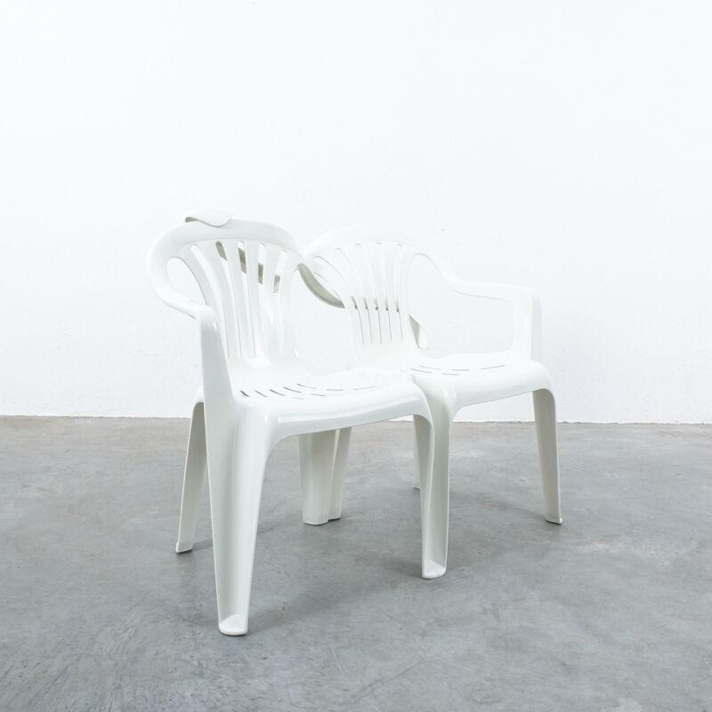 Dude Bench Plastic Chair Bert Loeschner 06